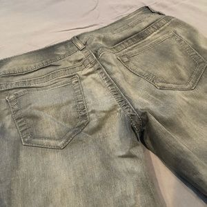 Gray Maurice's MR jean